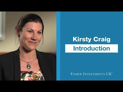 Introduction   Kirsty Craig, Private Client Director   Fisher Investments UK