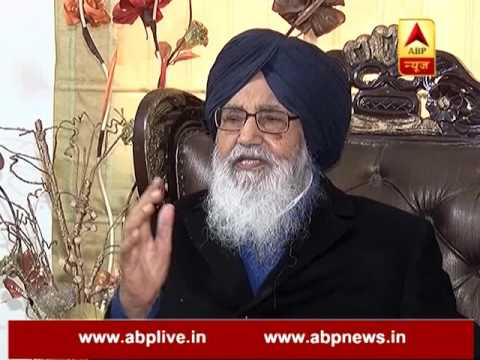 "EXCLUSIVE: ""I don't do personal politics"", says Parkash Singh Badal"