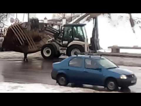 Установка обновленной Ладьи в Белозерске