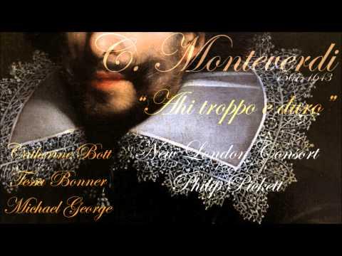 "Monteverdi -  Ballo delle Ingrate  -""Ahi troppo e duro"""