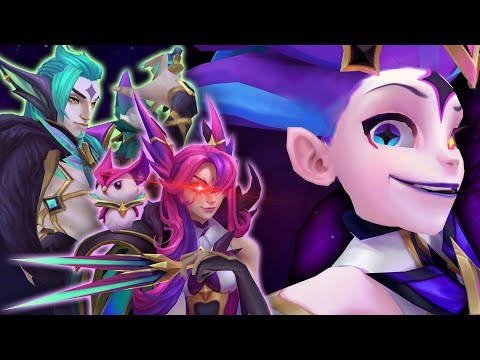 Corrupted Star Guardians [Lore]