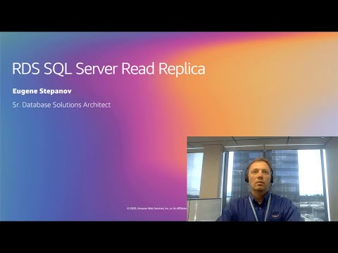 Creating Read Replicas in RDS SQL Server