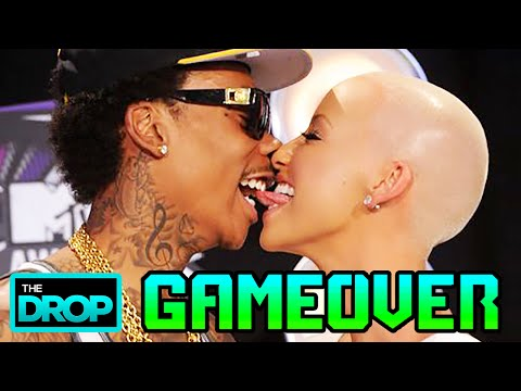 """Amber Rose & Wiz Divorce + """"Scandal"""" Premiere + Tyler Perry's Daughter -The Drop Presented by ADD"""