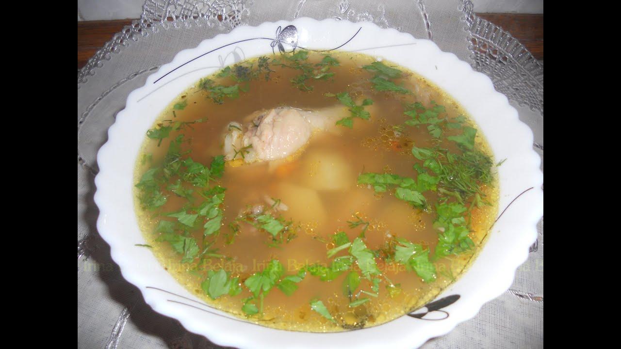 суп из красной чечевицы рецепты просто и вкусно с курицей