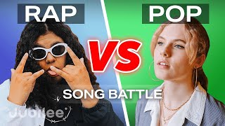 RAPPER vs POP SINGER - Making a Song About Death in 2 Hours | SONGLAB