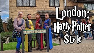 Harry Potter Things to Do in London✨