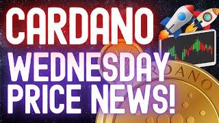 Cardano ADA Price News Today  Technical Analysis Update, Price Now!