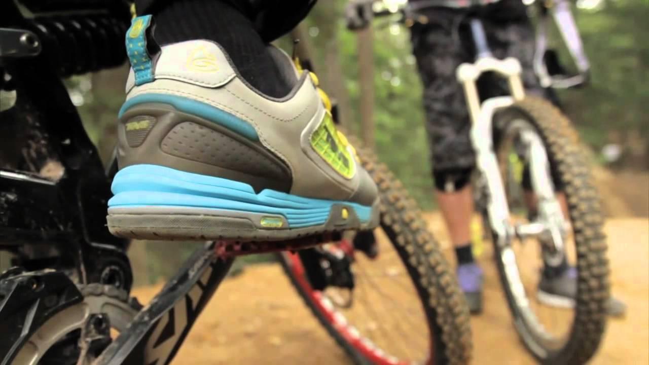09c366f55 The Teva Links  By Freeride Mountain Biker Jeff Lenosky - YouTube