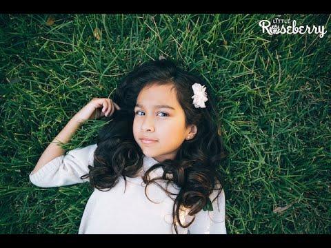Lauren Montemayor  Child Actress Testimonial  Littleroseberry.com