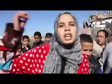 une marocaine menace de rentré en algerie a cause de la misere
