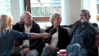 Bröllopsfotografen - Kjell Bergqvist, Tuva Novotny & Björn Starrin