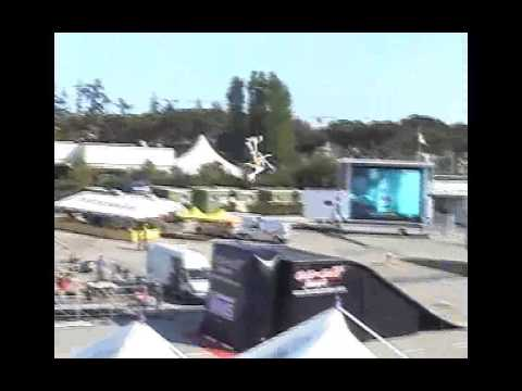 Rampe de réception On-Off Freestyle/ Mobile Landing ramp On-Off Freestyle
