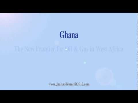 Ghana Oil & Gas 2012