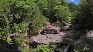 Kaaterskill Falls Skies