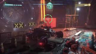 Batman: Arkham Knight - New Game Plus (Batman Beyond Skin) Xbox One Part 38