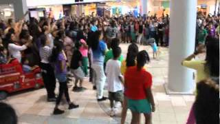 Flash Mob Marriage Proposal at Square One Shopping Mall