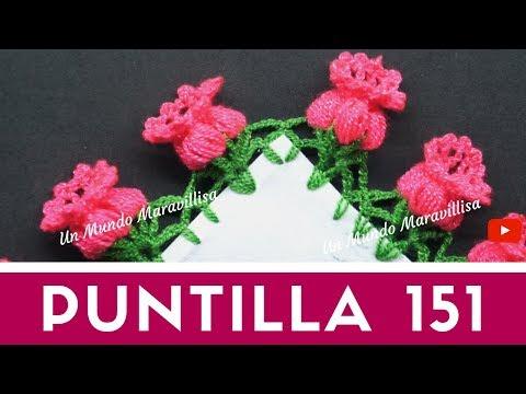 Puntilla 151 | Puntillas Maribel