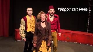 """""""Le jamjam le bonbon de Bayonne"""" - Compagnie L"""