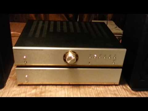 MUSICAL FIDELITY  A3CR Amp and pre-amp + ads cm-6