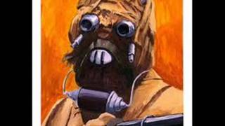 Star Wars episode IV: Tusken Raider Attack Music