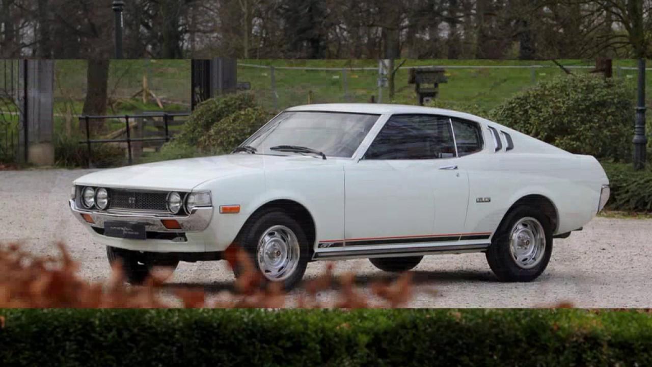 Toyota celica hatchback 1977