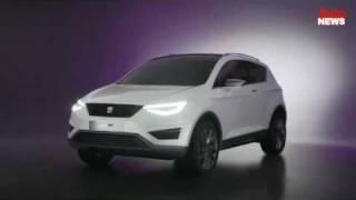 Seat IBX: Der neue SUV-Anlauf