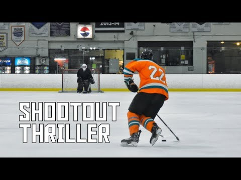 BSHL Cup Rematch - Ringers and a Shootout Thriller