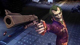 FIRST TIME PLAYING AS THE JOKER! (BATMAN: Return to Arkham - Arkham Asylum)