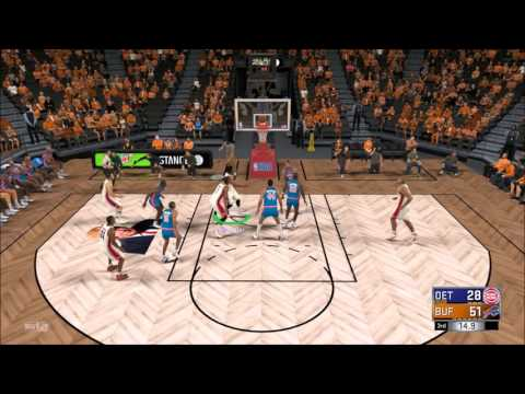 BEST OF THE BUFFALO BRAVES NBA 2K 17 MONTAGE