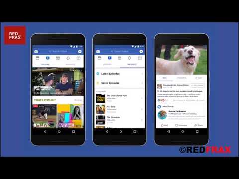 Facebook is currently testing INSTANT VIDEOS for select users