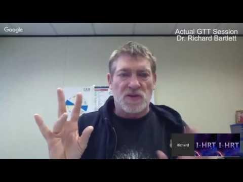'GTT Sessions' Webinar  With Dr. Richard Bartlett