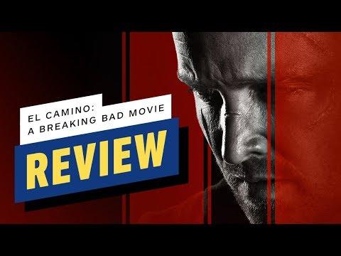 El Camino: A Breaking Bad Movie Review