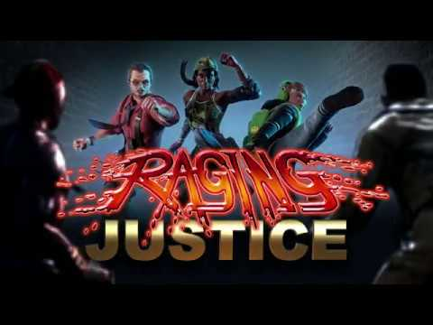 Raging Justice Play Through Stage 1 |