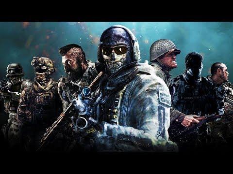 Call Of Duty | Ultimate Theme Mashup