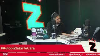 Radio Zeta - Autopizta 23 05 19#AutopiztaEntuCara con Pancho Aravena y Que hacer en Santiago