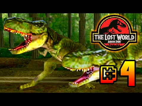 Mother F***** T.Rex! || The Lost World Jurassic Park (PS1) E