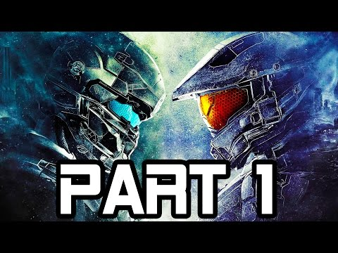 Halo 5 Gameplay Walkthrough Part 1 - Mission 1 FULL GAME!! (Halo 5 Guardians Campaign Gameplay)