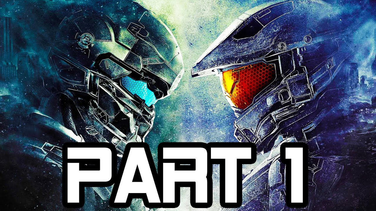 Halo 5 Gameplay Walkthrough Part 1 Mission 1 Full Game