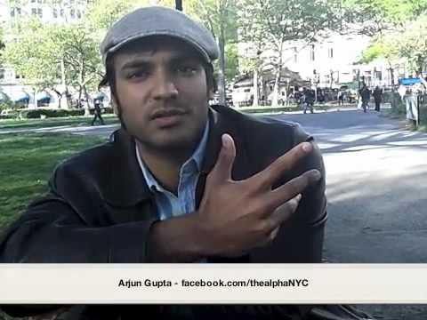 arjun gupta wiki