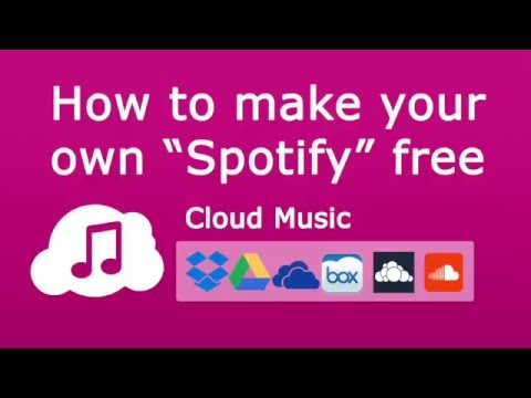 How to make your own Spotify free with Cloud Music for iPhone and iPad
