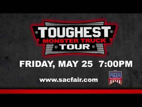 Toughest Monster Truck Tour - Sacramento County Fair