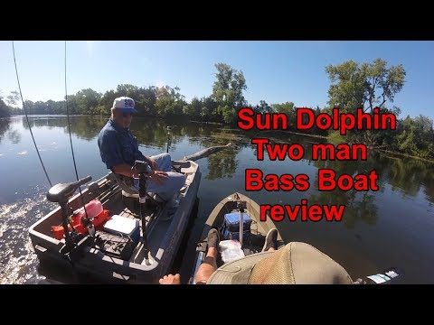 Sun Dolphin 2 Man Bass Boat Review