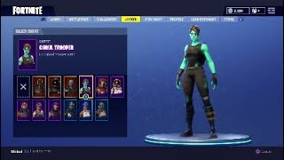 SELLING MY FORTNITE ACCOUNT | GHOUL TROOPER | RAREST SKIN IN GAME!!!