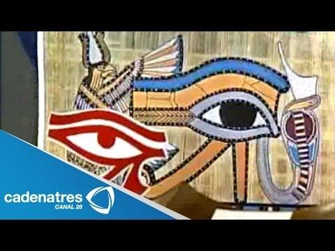 Ojo de Horus, amuleto protector contra las influencias negativas / Encuentro Interior