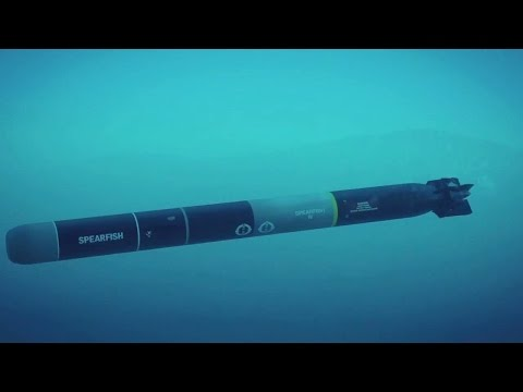 the spearfish torpedo Presently, state of underwater weapons constitutes one of the major problems in russian navy had been conducting these studies applied to spearfish torpedo.