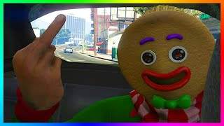 Gta Christmas Dlc Festive Surprise