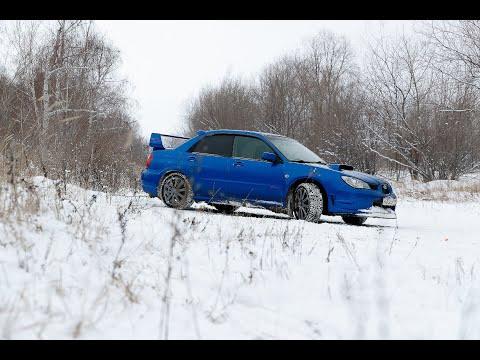 Я купил Subaru Impreza WRX 2006 года. История покупки + обзор.