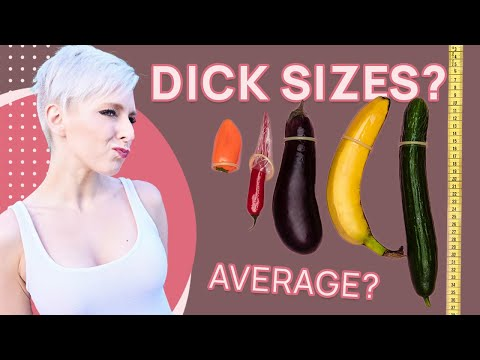 Small Penis? What Is Average Dick Size