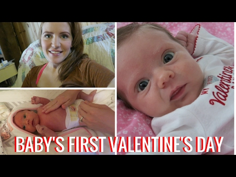 BABYS' FIRST VALENTINE'S DAY from YouTube · Duration:  11 minutes 21 seconds