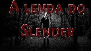 """Roblox - A lenda do Slender """"Slenderman"""" - Terror das crianças"""